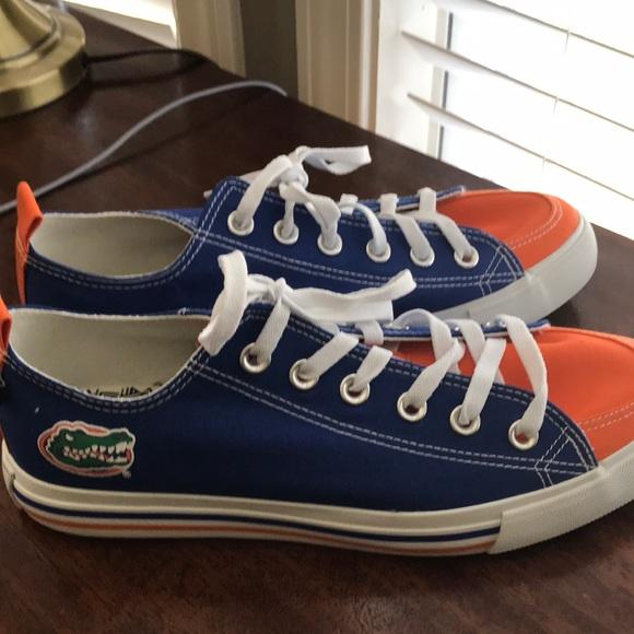 5c7cbf553d0 Florida Gator sneakers